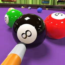 Real 3D Pool: Online Billiards