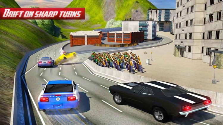 Muscle Car Street Racing Rival screenshot-3