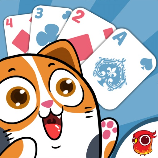 Fancy Cats Solitaire
