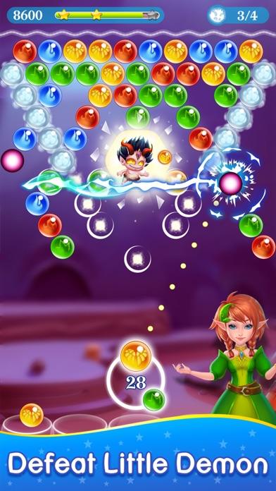 バブルパズル2: 最新で簡単のバブルシューティングゲーム - ストレス 発散 ゲーム紹介画像5