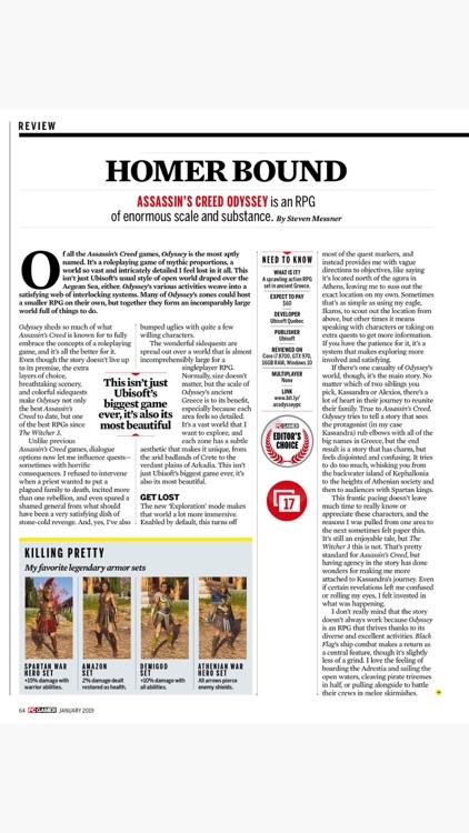 PC Gamer (US): the world's No.1 PC gaming magazine screenshot-7