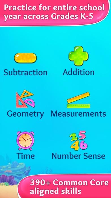 3rd Grade Math - Multiplication Facts & Kids Games app image