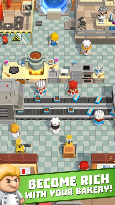Idle Cooking Tycoon - Tap Chef Screenshot 2