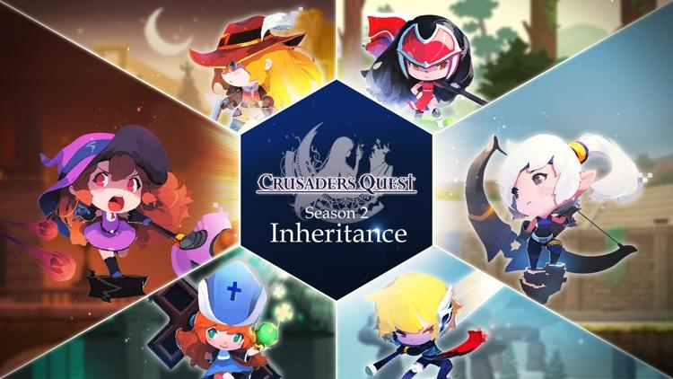 Crusaders Quest screenshot-0