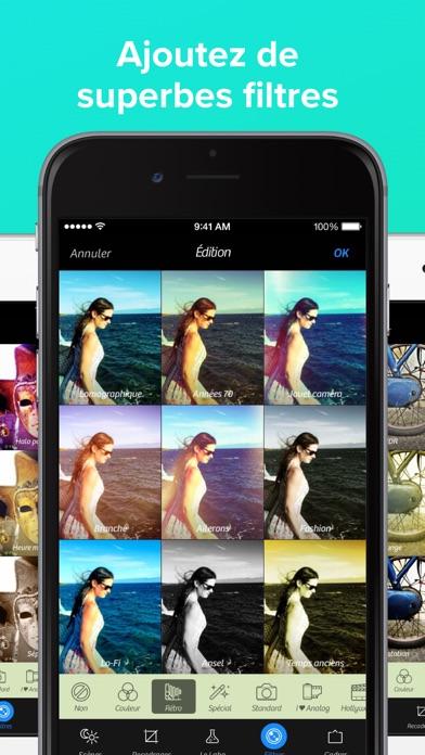 Screenshot for Camera+ in Lebanon App Store