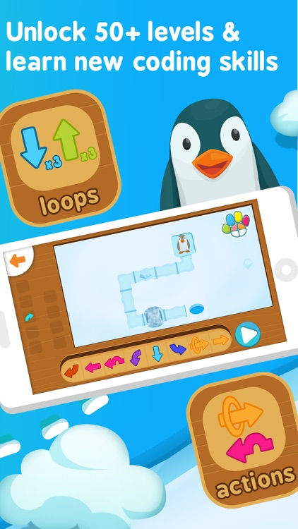 Hopster Coding Safari for Kids screenshot-4