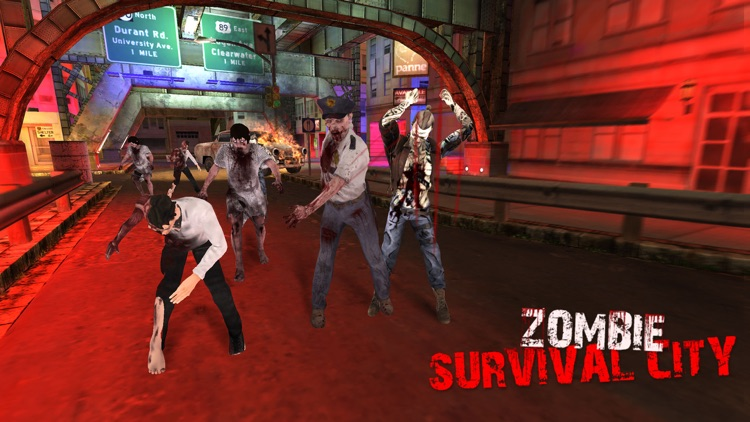 Resident Zombie Shooter screenshot-2