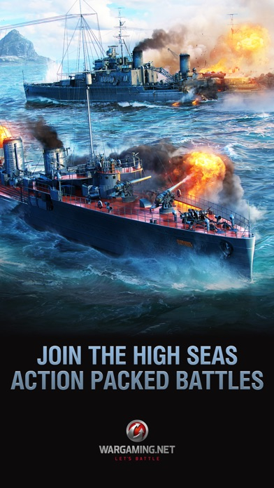 World of Warships Blitz: MMO screenshot 2