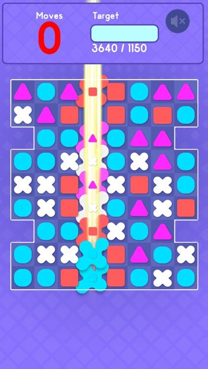 Color Match 3 - Senior Game screenshot-4
