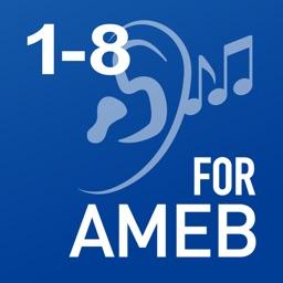 AURALBOOK for AMEB Grade 1-8