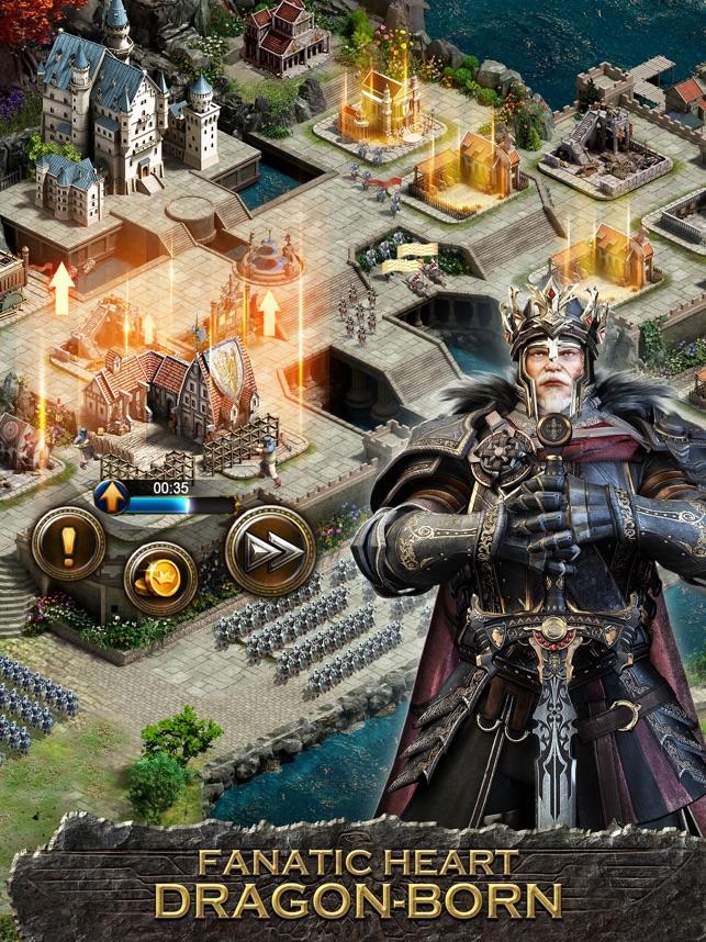 Clash of kings beta test