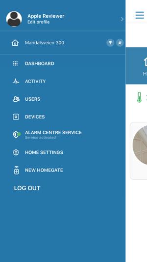 Oppkobling rating app