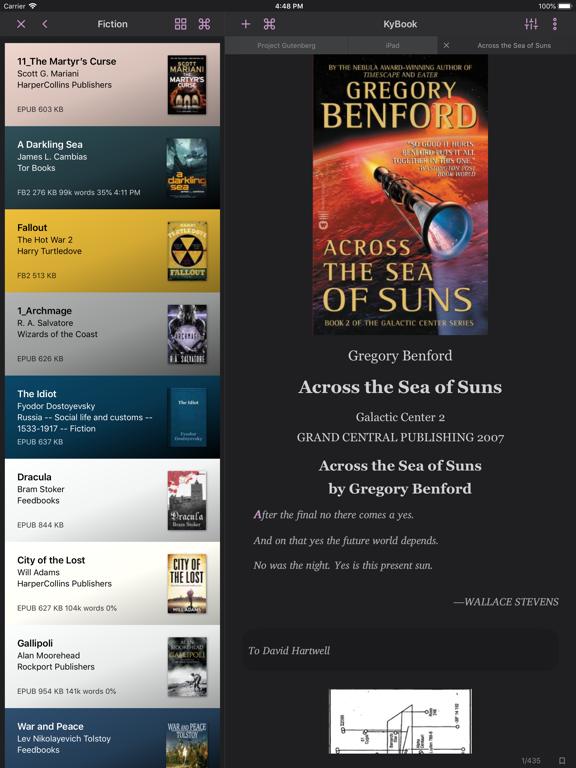 KyBook 3 Ebook Readerのおすすめ画像7