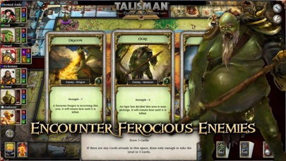 Screenshot #8 for Talisman: Digital Edition