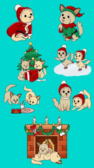 Dog Stickers by Woof Warehouse screenshot 1