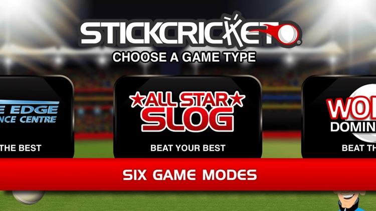 Stick Cricket screenshot-3
