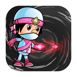 White Ninja Girl