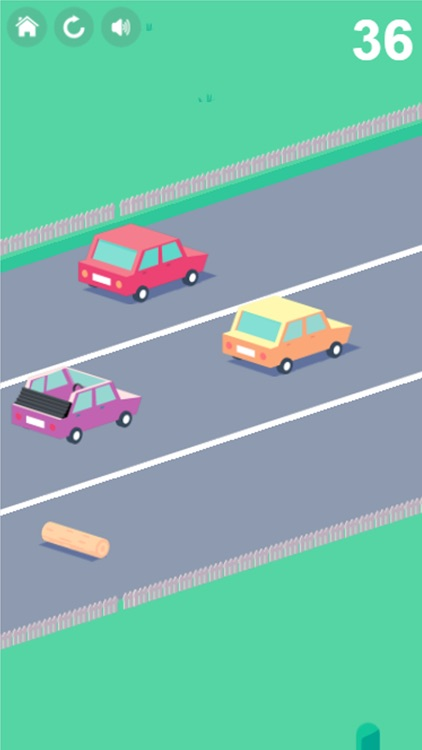 Traffic Road: Car Driving Game