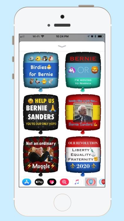 Bernie Balloons screenshot-4