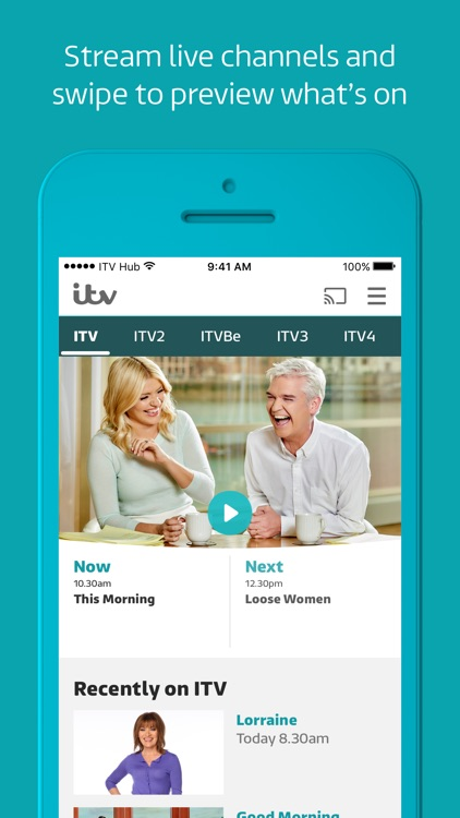 ITV Hub screenshot-3