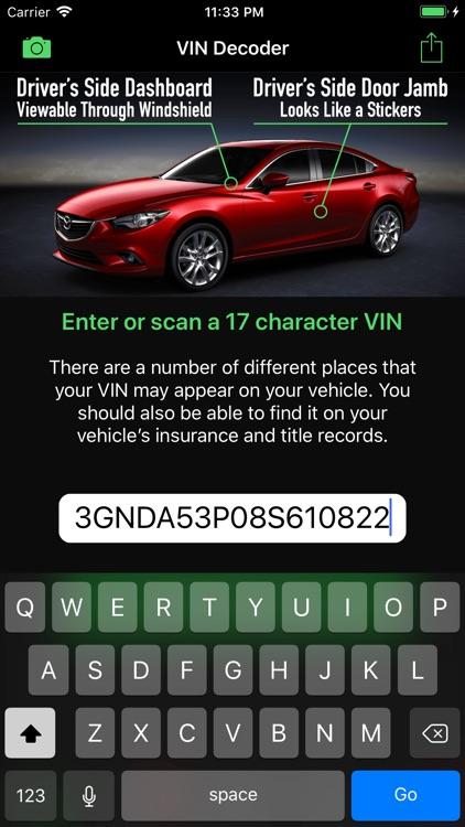 Check VIN Decoder screenshot-5