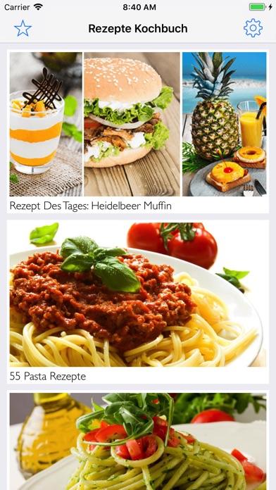 Screenshot for Rezepte Kochbuch in Germany App Store
