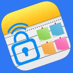 Sticky Secrete Notes-Passcode