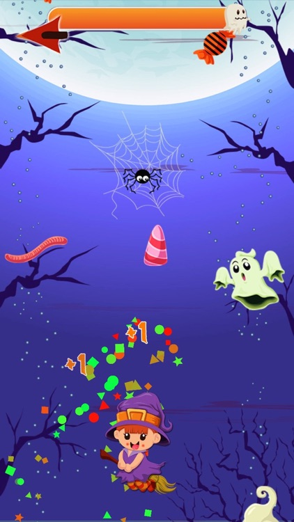 Funny Ghosts! Cool Halloween screenshot-4