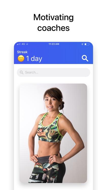 InstaFit Gym: Audio workouts