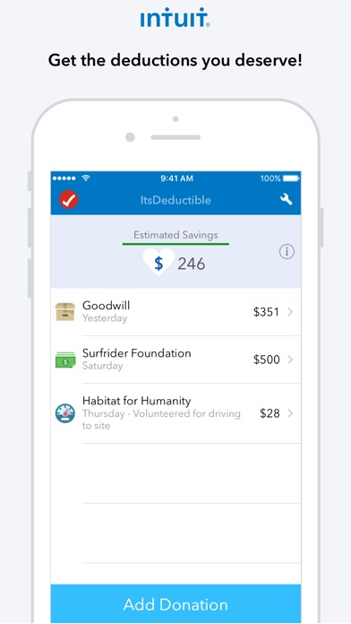 itsdeductible donation tracker maximize your charitable donation