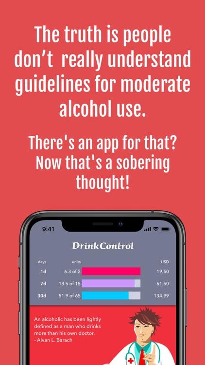 DrinkControl – Alcohol Tracker screenshot-9