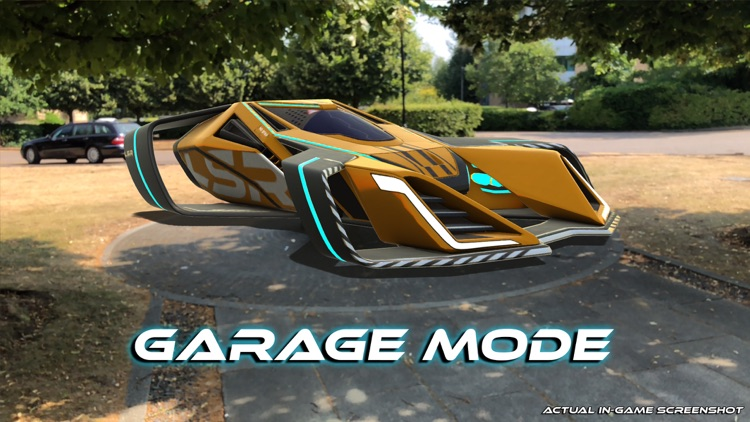 Lightstream Racer screenshot-4