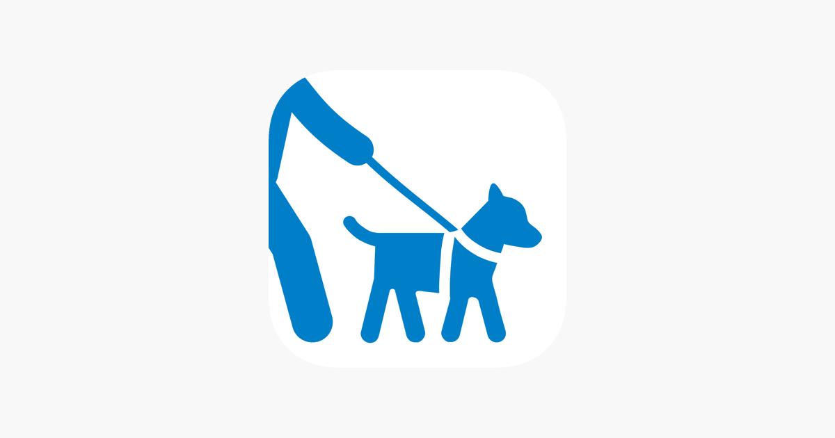 aplikacja tractive dog walk w app store