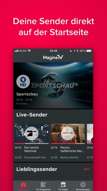 Magine TV screenshot-4