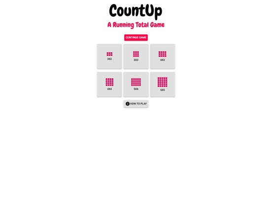 Count Up: A Running Total Game screenshot 10
