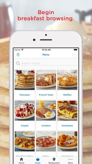 IHOP on the App Store 20bea887c82