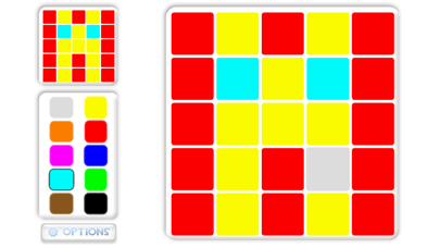 Mosaic puzzles for kids screenshot two
