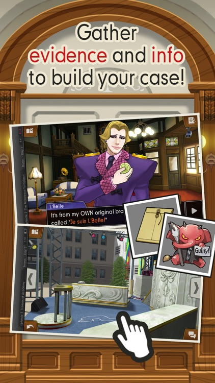Ace Attorney: Dual Destinies screenshot-1