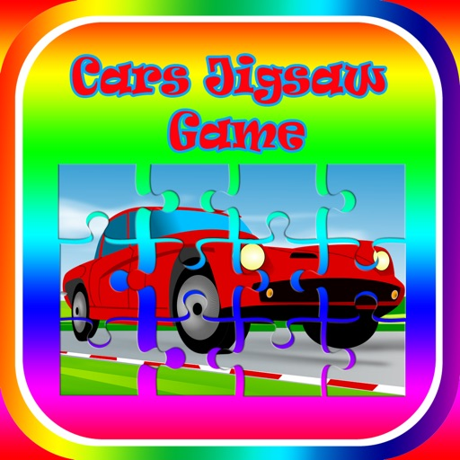 Cars Jigsaw Puzzle Games