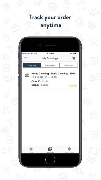 Timesaverz - Home Services screenshot-4