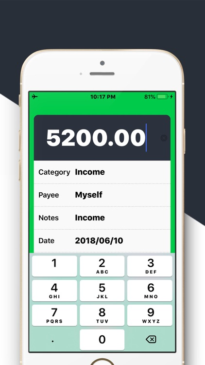 Daily Expense-Spending Tracker screenshot-2