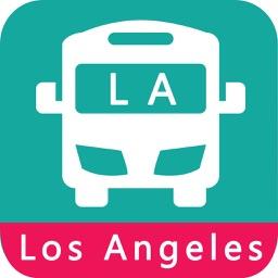 LA Bus Tracker