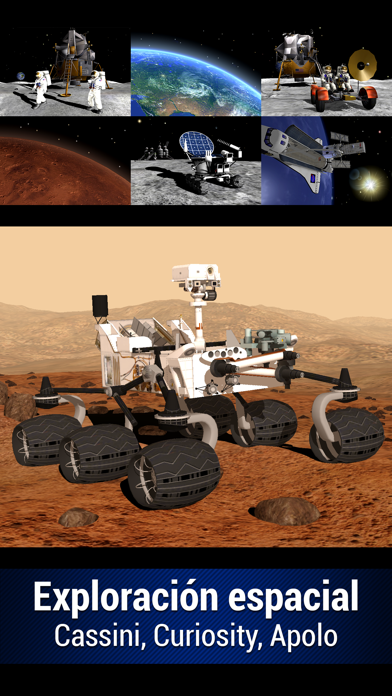 Solar Walk: Space Simulator 3D