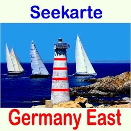 Marine: Germany East - GPS Map Navigator