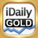 135.iDaily Gold · 每日黄金指数
