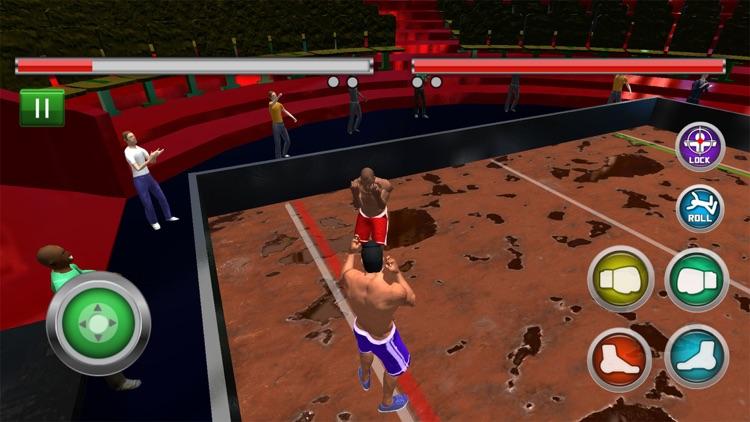 MMA Wrestling Kabaddi Fight 18 screenshot-4