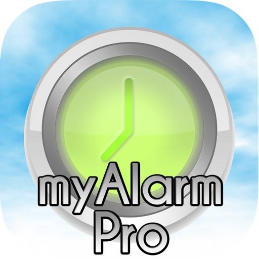 myAlarm Pro - Custom Music & Photo Image Alarm Clock