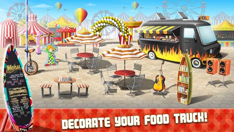 Food Truck Chef™: Pizza & Food screenshot-3