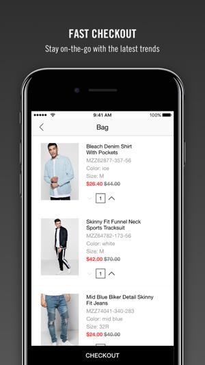 31e6ade1b86d  boohooMAN – Men's fashion on the App Store