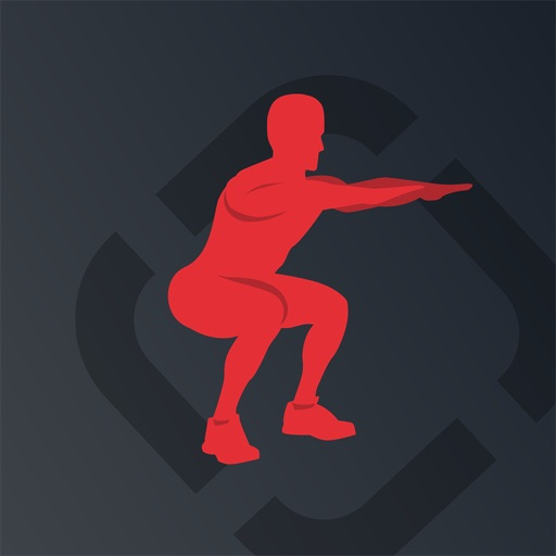 Squats Trainer & Workouts icon